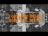 FootShop Battle  Honza vs. Berry