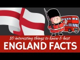 England 10 Interesting Facts about the Country (Part of the United Kingdom)
