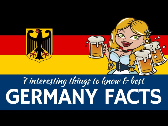 Germany 7 Fun Facts about German Traditions and Best Destinations