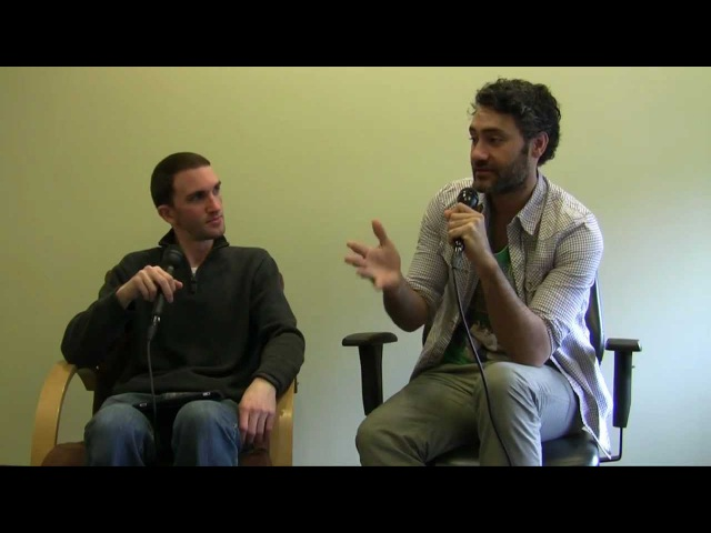 Taika Waititi Interview - The MacGuffin