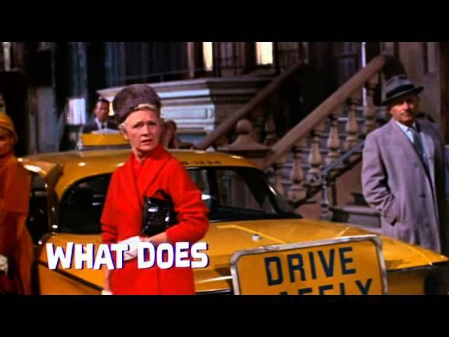 Чокнутый профессор / The Nutty Professor (1963) трейлер [ENG]