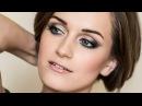 Auksinio vakaro makiažas Gold evening makeup mini KONKURSAS