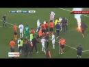 Бійка на матчі Шахтар Динамо Київ (повна версія) 01.05.2016