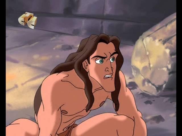 Легенда о Тарзане - 4 Серия. Затерянный город Апар