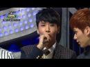 TVPP Ravi VIXX Low voice battle 라비 빅스 저음 배틀 @ Show Champion