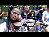 RHAPSODY OF FIRE - The Kiss Of Life (Snippet)