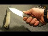Русские ножи от бренда UralEDC. Крейсер, Флагман, Фрегат. Порошковые стали.