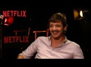Педро Паскаль и Челси Хэндлер на Нетфликс The Originals Chelsea Handler and Pedro Pascal Narcos Нарко Сезон Серия 0 1 2 3 4