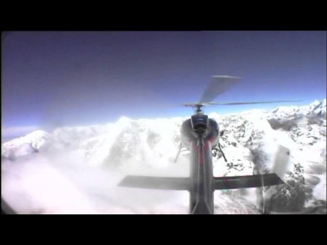 World Record - Mount Everest AS350 B3 landing