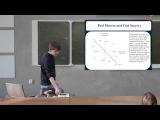 Экономика труда. Лекция 10 (Максим Горюнов, CERGE-EI, Прага)