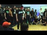 Boe`15 Boy Ugly Fate vs Qween Slam | Krump 1/4