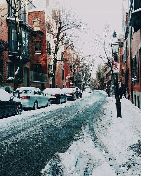 Бостон, США