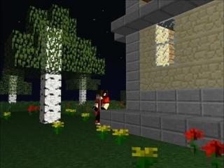 Minecraft_animation_-_my_hero,_my_love