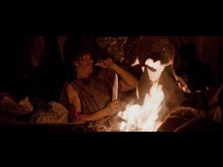 Рэмбо: первая кровь. (1982). (боевик, Сильвестр Сталлоне).