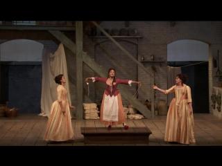 Metropolitan Opera - Wolfgang Amadeus Mozart Cosi fan tutte (Нью-Йорк, ) - Акт I