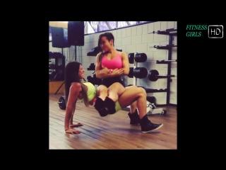 CAROL SARAIVA BRAZILIAN FITNESS MODEL BODY WORKOUT MOTIVATION★HD