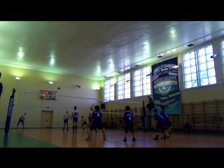 1 партия полуфинала Шахтёр-02 - Шахтёр-04 29 апреля 2016 года