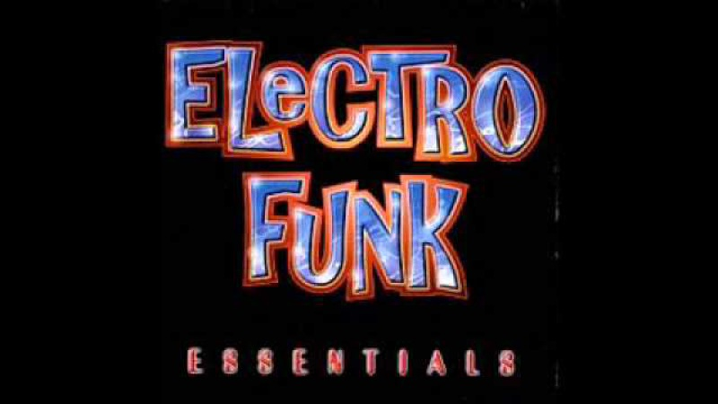 Old School Electro Funk Mix by Caff