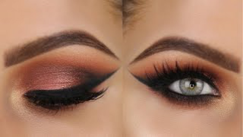 Warm Smokey Eye | Morphe 35O