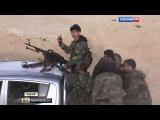 Вести.Ru: Плоды перемирия в Сирии: армия ведет наступление на захваченную террористами Пальмиру