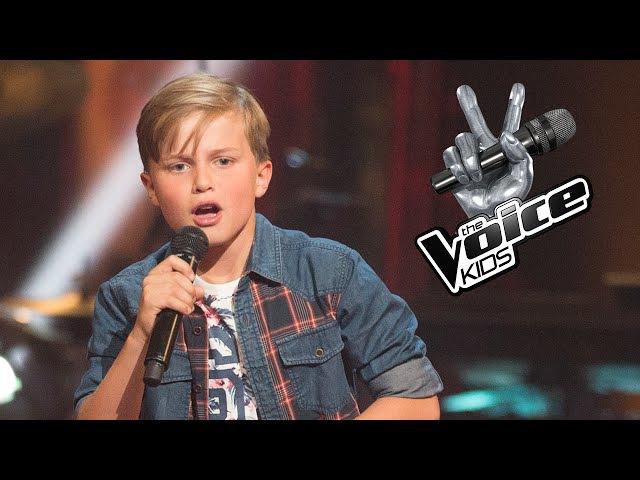 Alexander - Sexy Als Ik Dans | The Voice Kids 2016 | The Sing Off