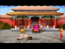 Три Богатыря и Шамаханская царица часть 8 Казнь - Мультик ИГРА для детей