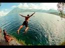 Экстремальные прыжки в воду