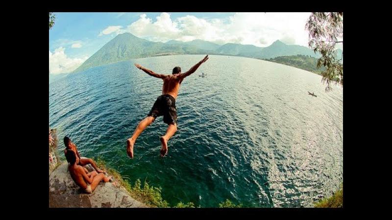 Экстримальные прыжки в воду