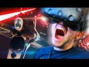 FIRING MY LASER BEAM Space Pirate Trainer HTC Vive Virtual Reality