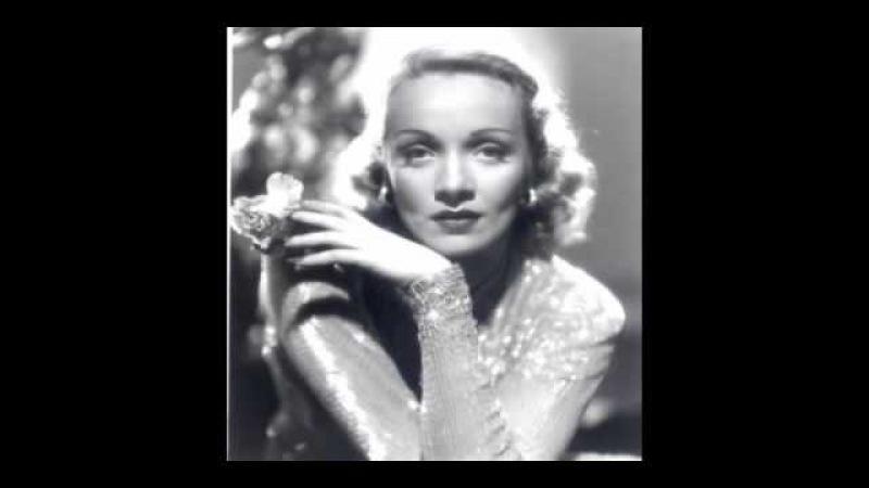 Marlene Dietrich Wenn ich mir was wünschen dürfte