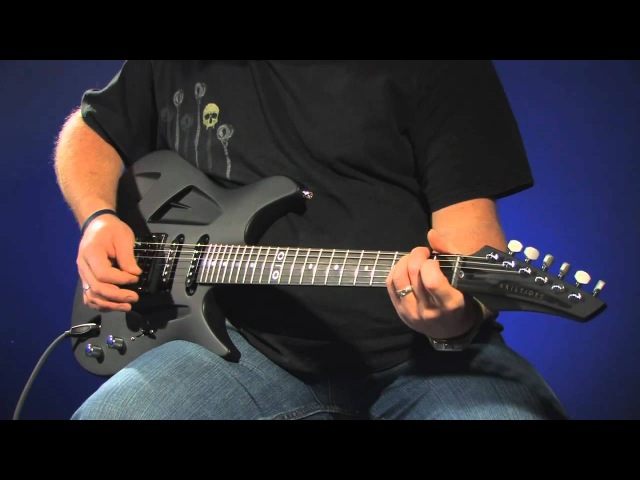 Aristides OIO and Flaxwood CCH-CC Custom video review demo Guitarist Magazine HD