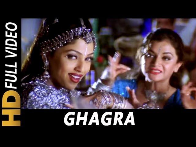 Jao Chahe Dilli Mumbai Agra Nahi Milega Aisa Ghagra | Sunidhi Chauhan | Kurukshetra | Sanjay Dutt