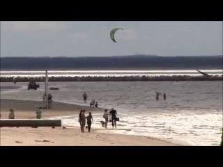 Виндсёрфинг и кайтсёрфинг на Белом море на о. Ягры (19.06.16)
