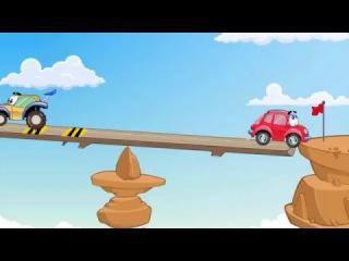 МАШИНКА ВИЛЛИ 1. Вилли едет на соревнования! #Развивающий мультик для детей про машинки