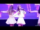 [KEI] 160329 러블리즈(Lovelyz) 케이 - Candy Jelly Love @관동대 총학생회 출범식 직캠/Fancam by -wA-
