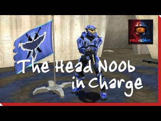 Head Noob in Charge – Episode 4 – Red vs. Blue Season 1