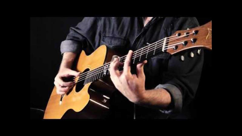 Seven Nation Army - The White Stripes - Igor Presnyakov - fingerstyle guitar