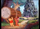 The New Adventures of Winnie the Pooh (s2e12a) No Rabbit's a fortress