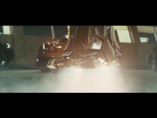 Железный человек/Iron Man (2008) Фрагмент №1