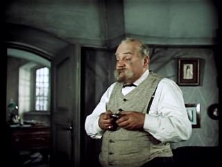 Шведская спичка. (1954).