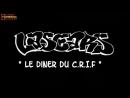 Parodie TV2RNOUNA - Les lascards - diner du CRIF