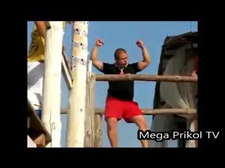 Подборка Мега Приколов №124 - Смешные танцы пьяных - Супер приколы 2015