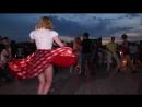Танцы под ночным небом ( K.Karson - Papa was a_Remix )