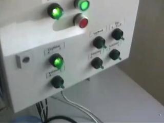 Автоматический станок для сверления шаров