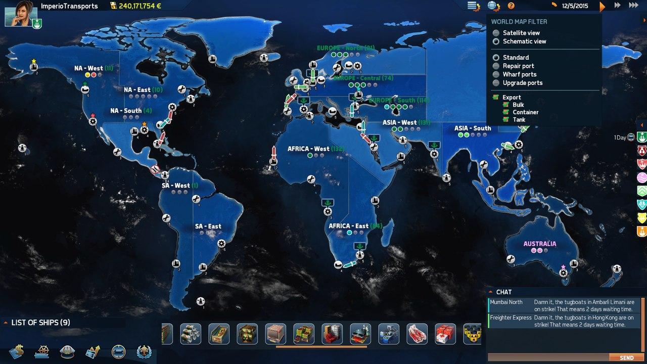 TransOcean 2: Rivals [v1.0.8] (2016) [RePack] скачать торрент