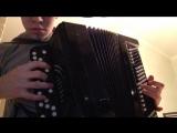 Сагыну (Ак чәчәкләр) Татарская песня на баяне