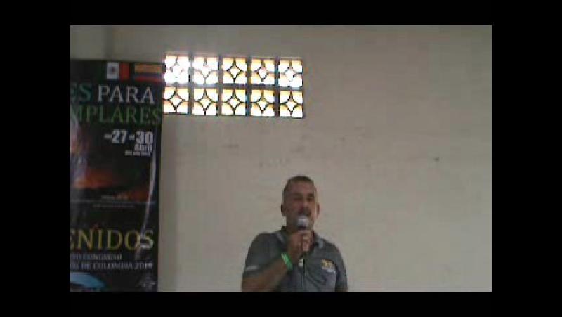 24 La autoridad carcelaria necesidades y cómo ganarlos para Cristo CARLOMAGNO 14o Congreso de Obreros Carcelarios Colombia 2016