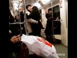 Бачата в казанском метро