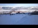 хариузовка первый опыт катания на сноуборде