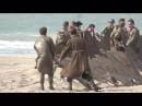 Tournage du film de .(bombardement sur la plage de Malo-Les-Bains .
